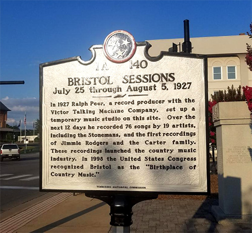 Featured image for post 'The Bristol sessions