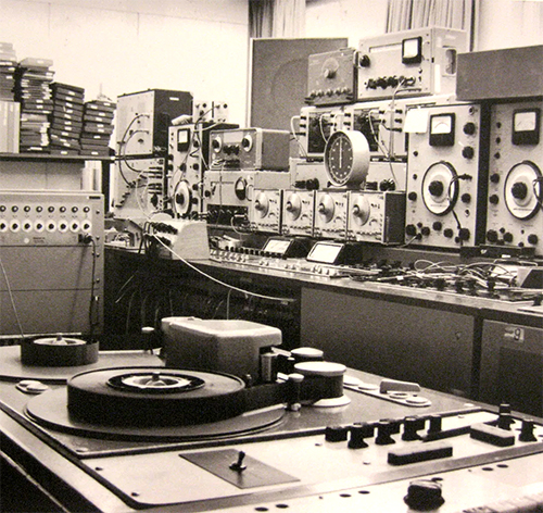 Featured image for post 'Electronic music and the Cold War