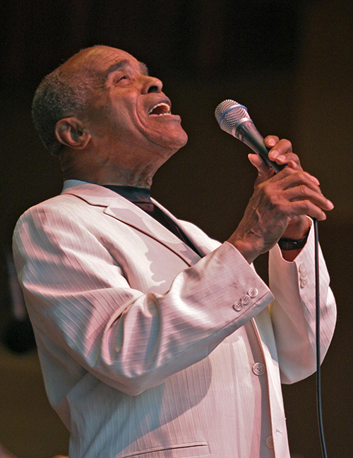 Featured image for post 'Jon Hendricks, grand master of vocalese